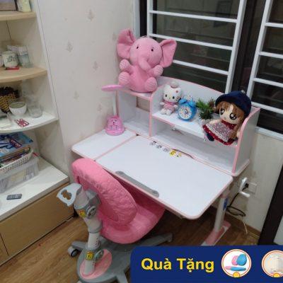 Bộ bàn học chống gù đẹp cho bé mã DRZ-71000