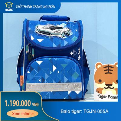 Balo chống gù cao cấp Tiger Family - Mã TGJN-055A