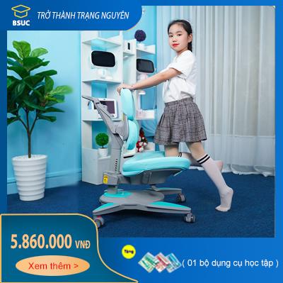 Ghế chống gù cao cấp DRY-810 cho bé