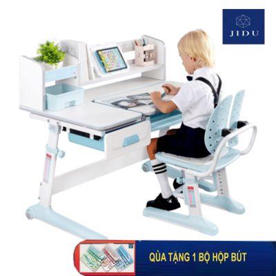 Bộ bàn ghế chống gù trẻ em rộng 100cm mã JD-5100