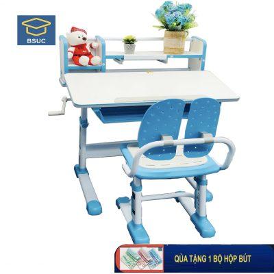 Bộ bàn học thông minh trẻ em 80cm mã JD-303L