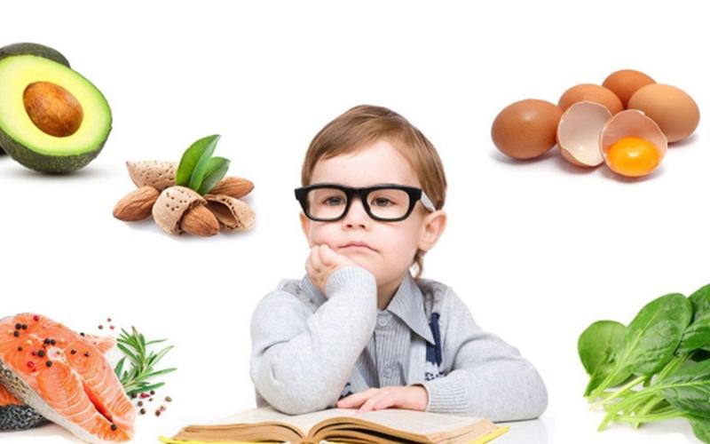 BSUC – Lời khuyên đảm bảo chế độ dinh dưỡng cho trẻ bị cận thị